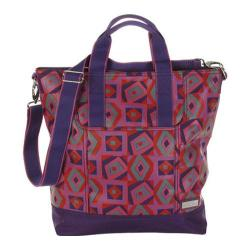Women's Hadaki by Kalencom French Market Tote Tic Tac Toe
