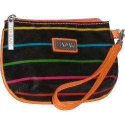 Women's Hadaki by Kalencom ID Wristlet (Set of 2) Pencil Stripes