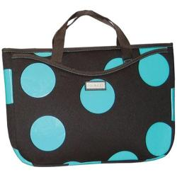 Women's Hadaki by Kalencom Neoprene 15.4 Laptop Sleeve/Tote Blue