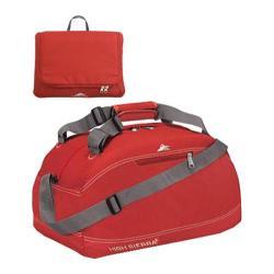 High Sierra 24in Pack-N-Go Duffel Carmine Red