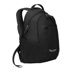 High Sierra Curve Black 18.5-inch Backpack