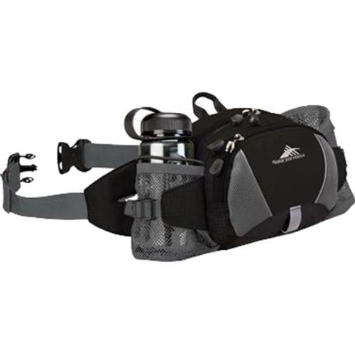 High Sierra Express Lumbar Pack Black/Black