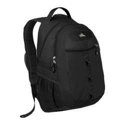 High Sierra Opie Black Backpack