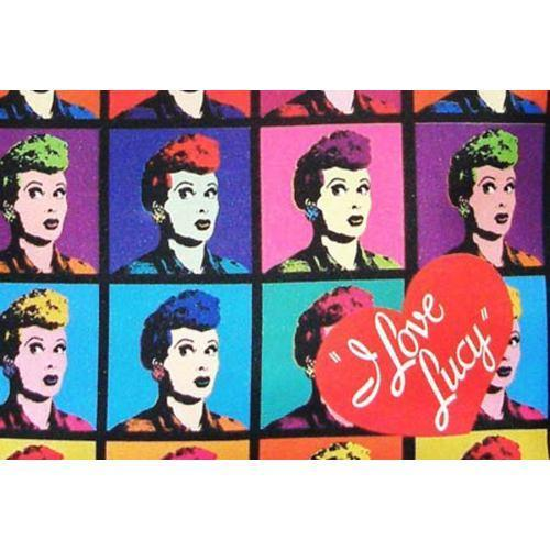 Women's I Love Lucy Signature Product I Love Lucy™ Bag LN1203 Black