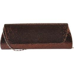 Women's J. Furmani 27217 Glitter Evening Bag Bronze