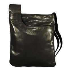 Women's Latico Athena Cross Body 7803 Black Leather