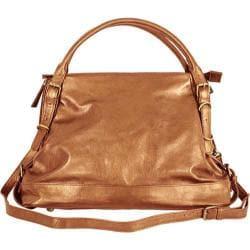 Women's Latico Ivy Cross Body 7810 Metallic Copper Leather