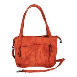 Women's Latico Jenna 7286 Orange Leather