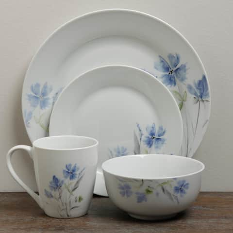 16pc Dinnerware Set - Wildflower