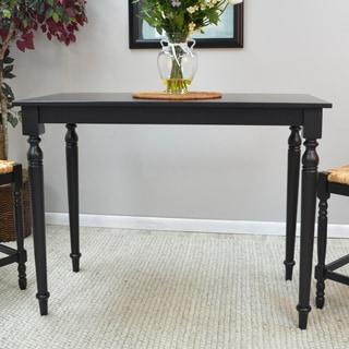 Gracewood Hollow Shelley Modern Minamlist Bar Table