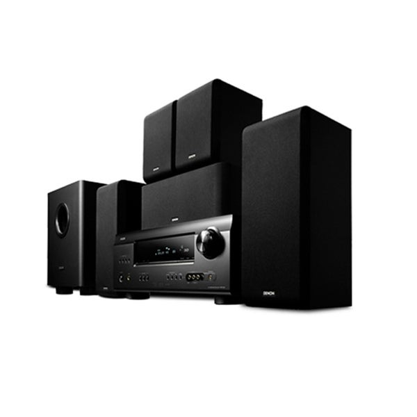 Denon DHT-391XP 5.1 Home Theater System (Refurbished)