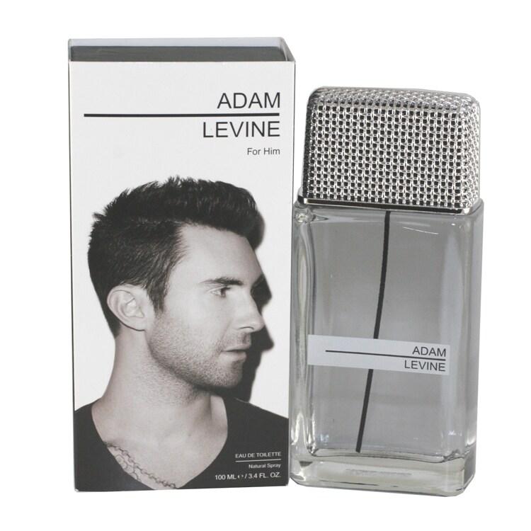 Adam Levine Men's 3.4-ounce Eau de Toilette Spray, Pink g...