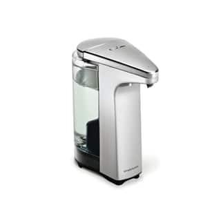simplehuman Compact Sensor Pump with Soap Sample|https://ak1.ostkcdn.com/images/products/8066591/8066591/simplehuman-Compact-Sensor-Pump-with-Soap-Sample-P15422290.jpg?impolicy=medium
