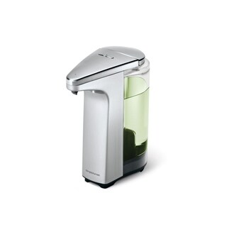 simplehuman Compact Sensor Pump with Soap Sample