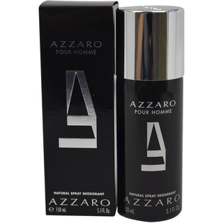 Azzaro 'Pour Homme' Men's 5.1-ounce Deodorant Spray