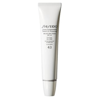 Shiseido Urban Environment Tinted 01 Light SPF 43 UV Protector Foundation