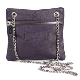 Sacs of Life Chain Reaction Purple Crossbody Bag