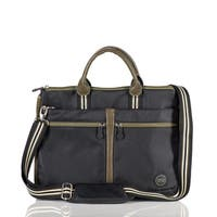 Sacs of Life Good To Go Expandable Black Work Bag