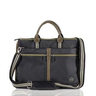 Sacs of Life Good To Go Expandable Black Work Bag