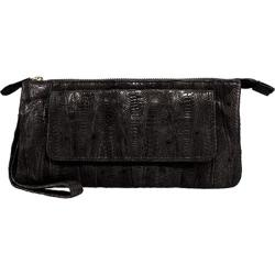 Women's Latico Millicent Clutch 5306 Black Leather