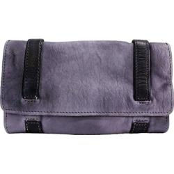 Women's Latico Tasha Convertible Wallet 3400 Grey Leather