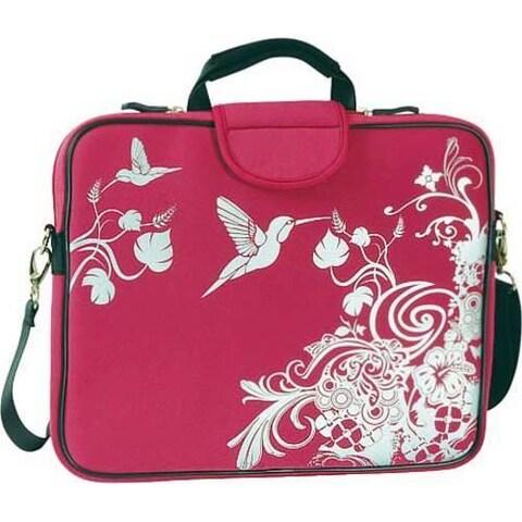 Women's Laurex 13.3in Laptop Sleeve Cherry Hummingbird