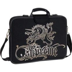 Women's Laurex 17.3in Laptop Sleeve Black Unicorn