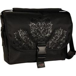 Women's Laurex Medium Slim Messenger Bag Freezia Grove