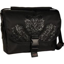 Women's Laurex Medium Slim Messenger Bag Freezia Grove