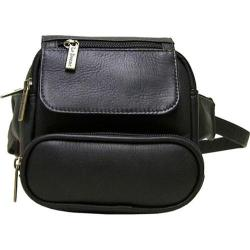 LeDonne Cafe Leather Waist Pack