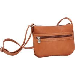 Women's LeDonne Tan Leather Crossbody Bag