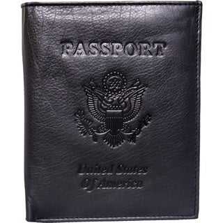Kozmic Leather Passport Cover