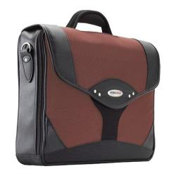 Men's Mobile Edge Select Briefcase- 15.6inPC/17inMac Dr. Pepper/Black