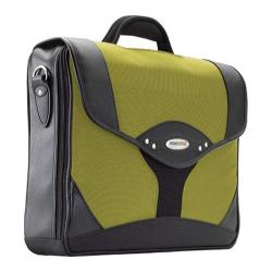 Men's Mobile Edge Select Briefcase- 15.6inPC/17inMac Yellow/Black