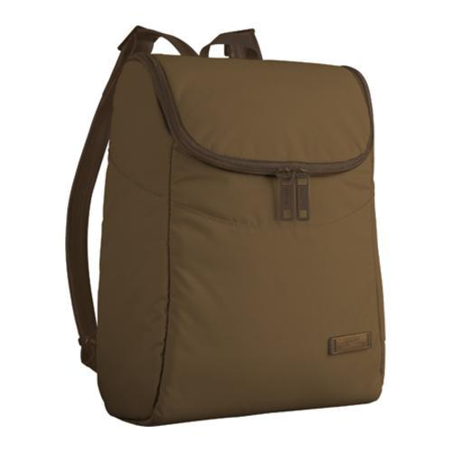 Women's Pacsafe CitySafe™ 350 Backpack Walnut