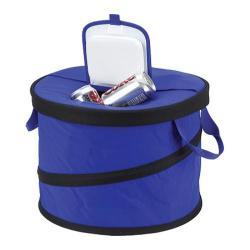 Picnic at Ascot Collapsible Party Tub Cooler Royal Blue
