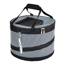 Picnic at Ascot Collapsible Picnic Cooler Houndstooth