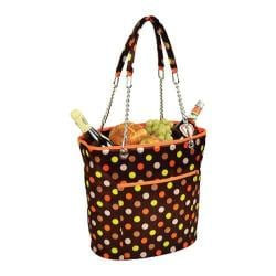 Picnic at Ascot Julia Dot Insulated Cooler Tote Julia Dot