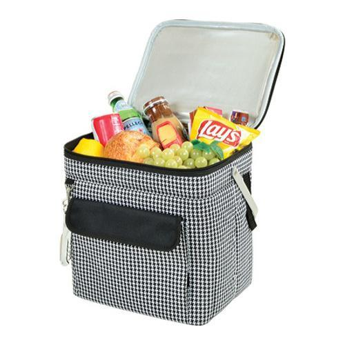Picnic at Ascot Multi Purpose Drinks Carrier Houndstooth - Thumbnail 2