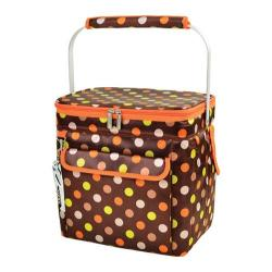 Picnic at Ascot Multi Purpose Drinks Carrier Julia Dot