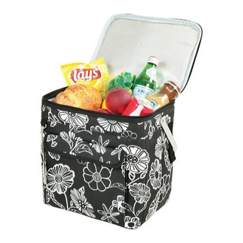 Picnic at Ascot Multi Purpose Drinks Carrier Night Bloom - Thumbnail 1