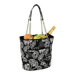 Picnic at Ascot Night Bloom Insulated Cooler Tote Night Bloom