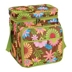 Picnic at Ascot Picnic Cooler For Two Floral