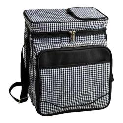 Picnic at Ascot Picnic Cooler For Two Houndstooth