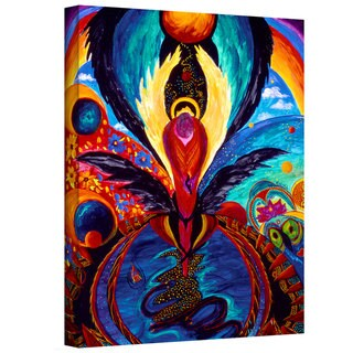Marina Petro 'Captive Angel' Gallery-Wrapped Canvas