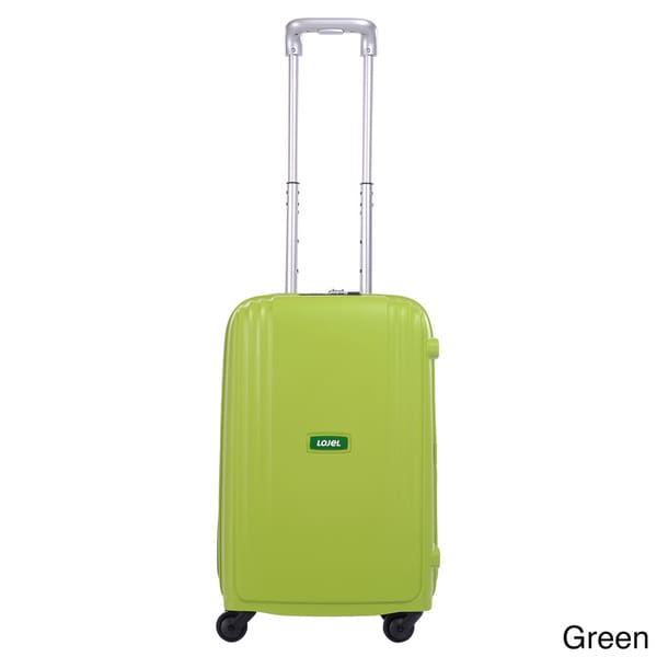 Lojel Streamline Polypropylene 21.75-inch Small Carry On Hardside ...