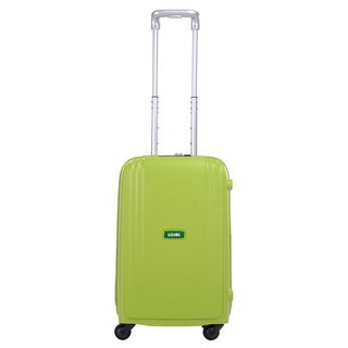 Lojel Streamline Polypropylene 21.75-inch Small Carry On Hardside Spinner Suitcase