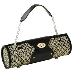 Women's Wine Carrier/Purse Black Diamond