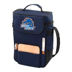 Picnic Time Duet Boise State Broncos Print Navy