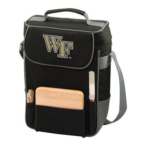 Shop Picnic Time Duet Wake Forest Demon Deacons Print Black Grey - On Sale  - Free Shipping Today - Overstock.com - 8070810 69f9a69fed716